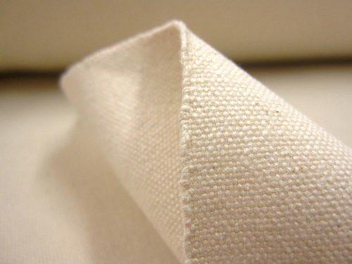 canvas fabric photo